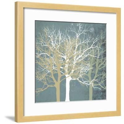 Tranquil Trees-Erin Clark-Framed Giclee Print