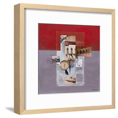 Enfance-Balthazar-Framed Art Print
