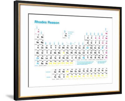 Rhodes Reason-Simon Patterson-Framed Art Print