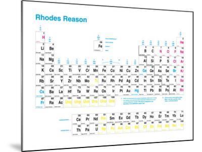Rhodes Reason-Simon Patterson-Mounted Art Print