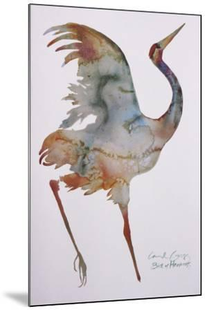 Bird of Happiness-Carol Grigg-Mounted Art Print