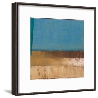 Earth and Sky II-Leo Burns-Framed Art Print