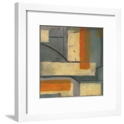 Swing I-Leo Burns-Framed Art Print