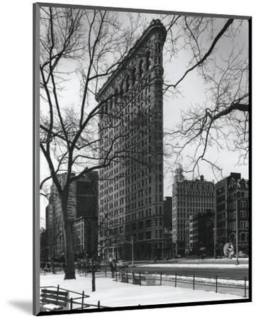 Flatiron Building-Christopher Bliss-Mounted Art Print