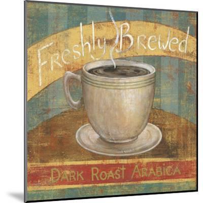 Fresh Brew I-Daphne Brissonnet-Mounted Art Print