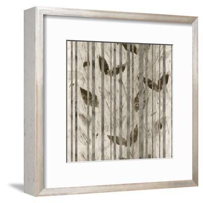 Fluttering Leaves-Noam Cohen-Framed Art Print