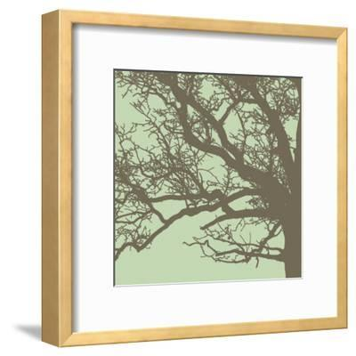 Winter Tree III-Erin Clark-Framed Art Print