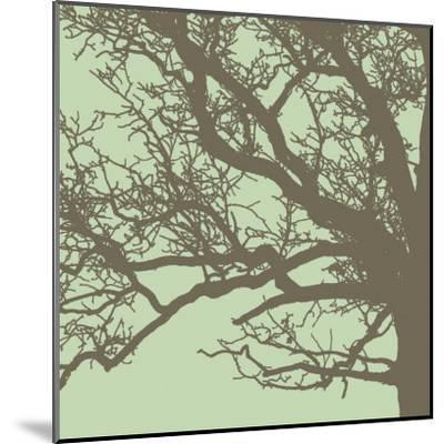 Winter Tree III-Erin Clark-Mounted Art Print