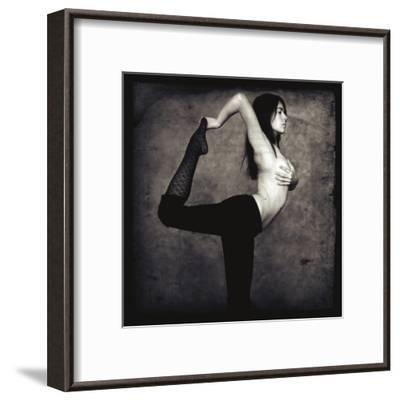 Nata Rajasana-Gosia Janik-Framed Art Print