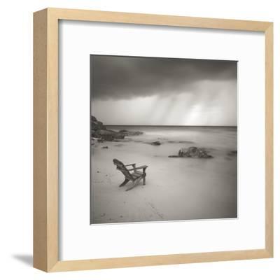 Storm-Moises Levy-Framed Art Print