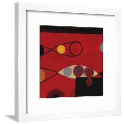 1957, no. 4-Bill Mead-Framed Art Print