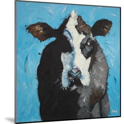 Cow, no. 302-Roz-Mounted Art Print
