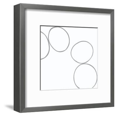 Stone II-Denise Duplock-Framed Giclee Print