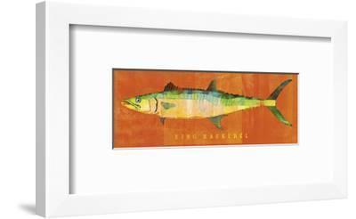 King Mackerel-John Golden-Framed Giclee Print