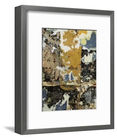 Black and Gold Layers-Jenny Kraft-Framed Giclee Print