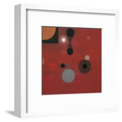 Red Seed, no. 10-Bill Mead-Framed Giclee Print