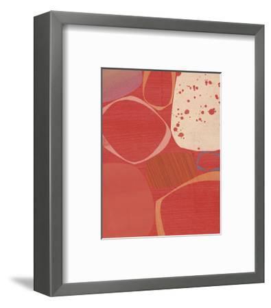 Sao Paulo I-Rex Ray-Framed Giclee Print