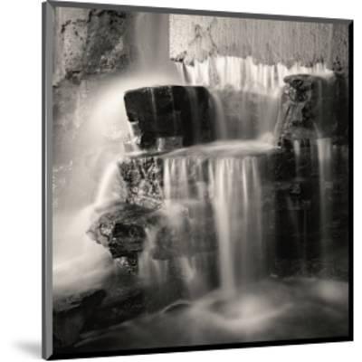 Waterfall, Study no. 1-Andrew Ren-Mounted Giclee Print