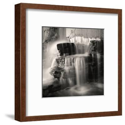 Waterfall, Study no. 1-Andrew Ren-Framed Giclee Print