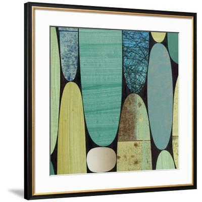 Agua Fria (detail)-Rex Ray-Framed Giclee Print