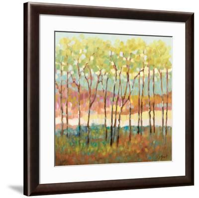 Distant Color-Libby Smart-Framed Giclee Print