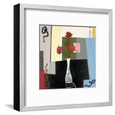 Floral Allegory-Thule-Framed Giclee Print