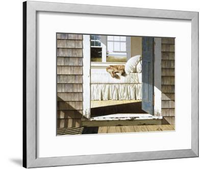 Home Again-Zhen-Huan Lu-Framed Giclee Print