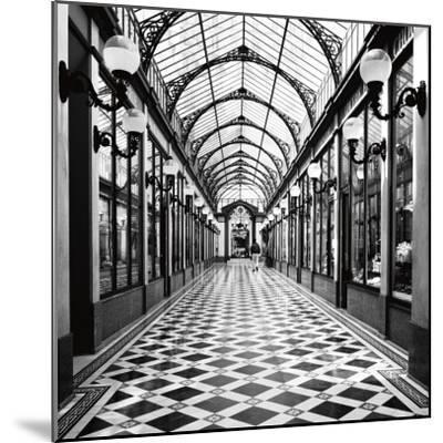 Passage des Princes, Paris-Dave Butcher-Mounted Art Print