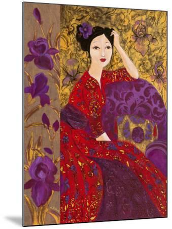 Printemps Lointain-Loetitia Pillault-Mounted Art Print