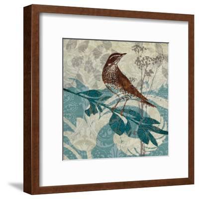 Songbird I-Carol Robinson-Framed Art Print
