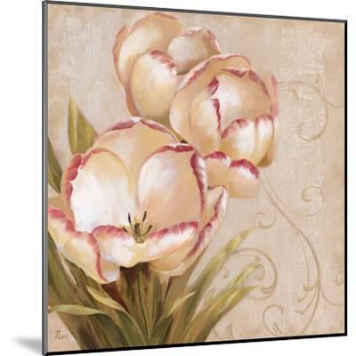 Perfect Blooms I-Nan-Mounted Art Print