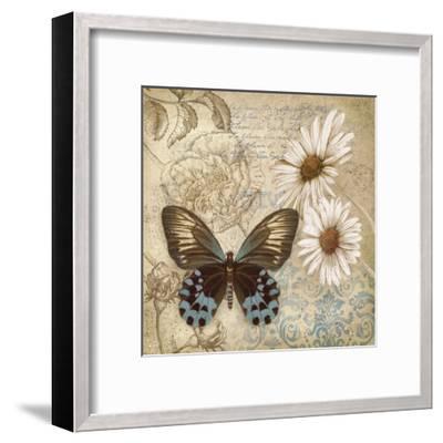 Butterfly Garden I-Conrad Knutsen-Framed Art Print