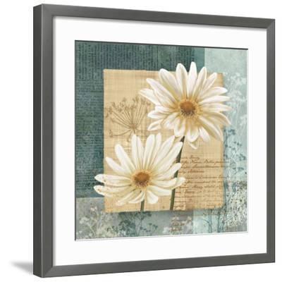 Daisy Field I-Conrad Knutsen-Framed Art Print