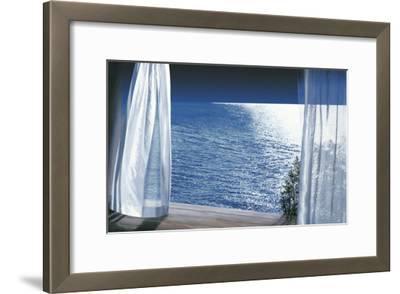 Nocturne-Alice Dalton Brown-Framed Art Print
