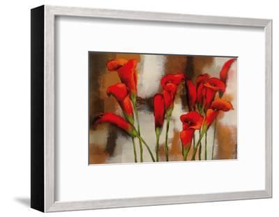 Serenade of Love-Onan Balin-Framed Art Print
