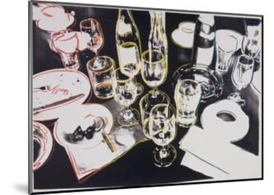 After the Party, c.1979-Andy Warhol-Mounted Art Print