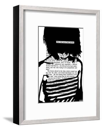 There Had Never Been Another-John Clark-Framed Art Print