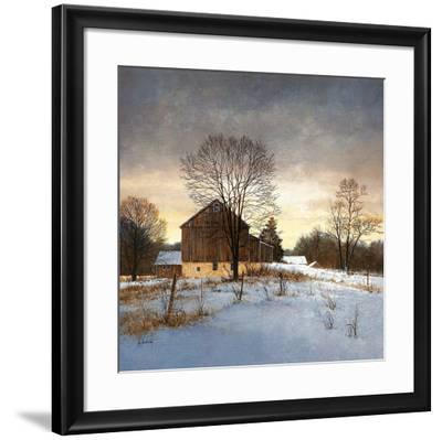 Breaking Light-Ray Hendershot-Framed Art Print