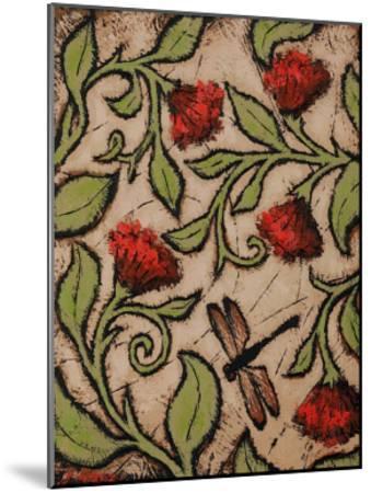 Dragonfly, no. 3--Mounted Art Print