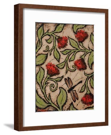 Dragonfly, no. 3--Framed Art Print