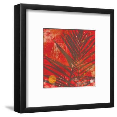 Exotic Palm-Erin Clark-Framed Art Print