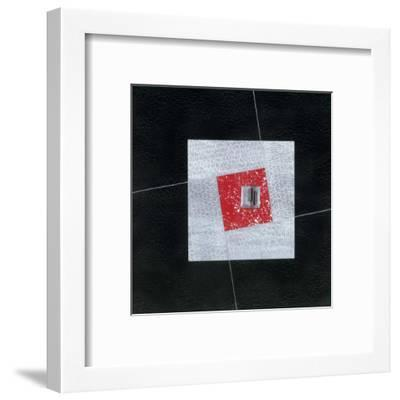 Transmission-Gil Manconi-Framed Art Print