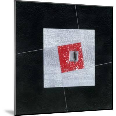 Transmission-Gil Manconi-Mounted Art Print