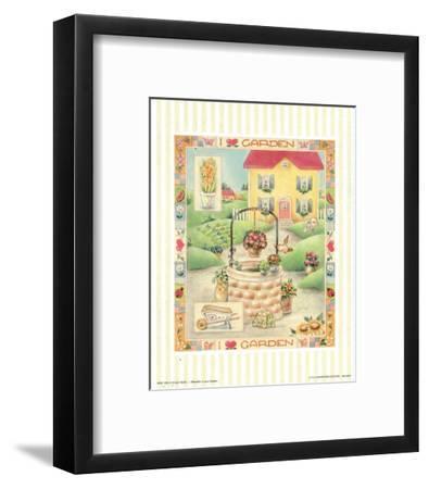 I Love Garden I-C^ Meredith-Framed Art Print