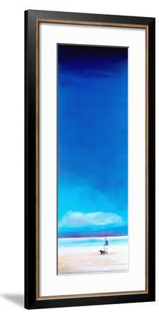 Endless Skies II-M^ Bineton-Framed Art Print