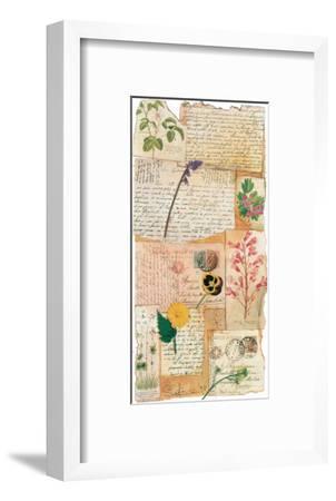Loving Memories I-A. Dapino-Framed Art Print