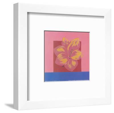 Fragrance III-Alie Van de Velde-Framed Art Print