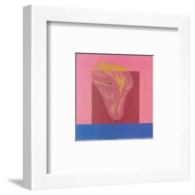 Fragrance IV-Alie Van de Velde-Framed Art Print