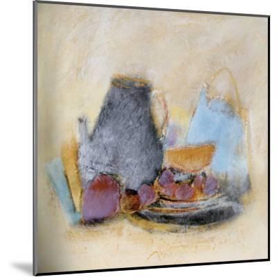 Le Silence des Choses-Anne Virlange-Mounted Art Print