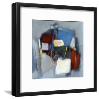 Les Musiciens-Anne Virlange-Framed Art Print